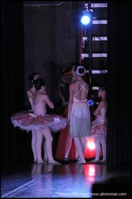 performing arts photography